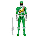 Power Rangers Dino Super Charge 30cm Carnival Green Ranger Action Figure