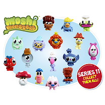 Moshi Monsters Collectables Pack - Series 11