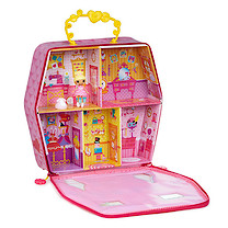 Lalaloopsy Minis Style 'n' Swap Carry Along House Playset