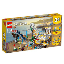 LEGO Creator Pirate Roller Coaster - 31084