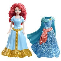 Disney Princess Small Doll Magiclip Figure