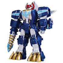 Power Rangers Super Megaforce Q Rex Megazord