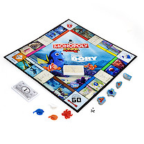Monopoly Junior Finding Dory Edition Game