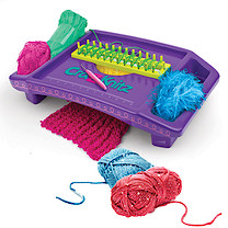 Cra-Z-Knit Ultimate Designer Knitting Station