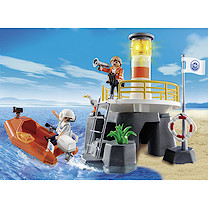 Playmobil - Lighthouse with Rescue Craft 5626