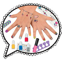 James Galt Express Yourself Nail Art Studio