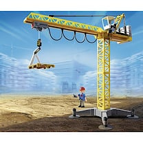 Playmobil Large Crane with Infra-Red Remote Control
