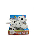 Wobbleez Walking Dogs Soft Toy - Dalmation