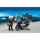 Playmobil 5648 City Action Collectable Small Police Carry Case
