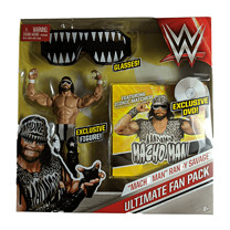 WWE Ultimate Fan Figure Pack -