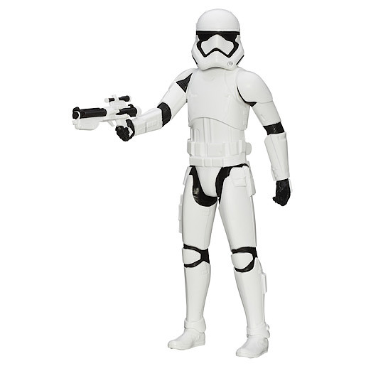 Star Wars The Force Awakens 30cm First Order Stormtrooper Figure