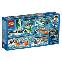 LEGO City Sailboat Rescue - 60168