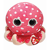 Ty Beanie Buddy - Ollie the Octopus Soft Toy