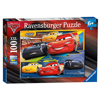 Ravensburger XXL 100pc Jigsaw Puzzle - Disney Pixar Cars 3