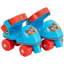 Paw Patrol Adjustable Quad Skates - 5J - 11J