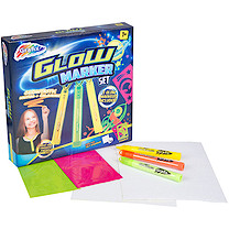 Grafix Glow Marker Set