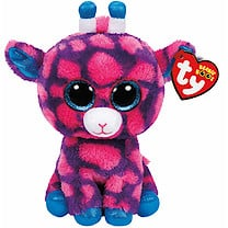 Ty Beanie Boo Buddy - Sky the Giraffe Soft Toy