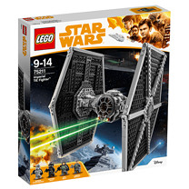 LEGO Star Wars Imperial TIE Fighter - 75211