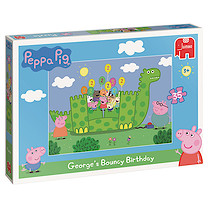Peppa Pig 35 Piece Puzzle - George's Bouncy Birthday