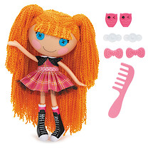 Lalaloopsy Loopy Hair Doll - Bea Spells-a-Lot