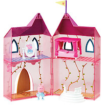Peppa Pig Once Upon a Time Peppa's Enchanting Tower Playset