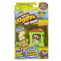 The Ugglys Pet Shop! Gross Homes - Doggy Dump