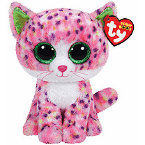 Ty Beanie Boo Buddy - Sophie the Cat Soft Toy