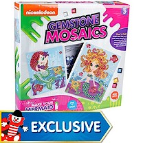 Nickelodeon Gemstone Mosaics Set