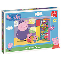 Peppa Pig 35 Piece Puzzle - All Tidied Away