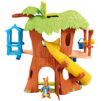 Peter Rabbit Treehouse Playset