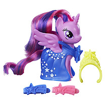 My Little Pony Runway Fashions - Princess Twilight Sparkle