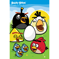 Angry Birds Favourite Card
