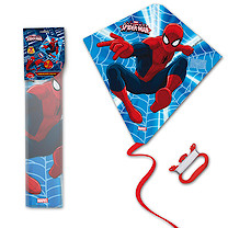 Marvel Ultimate Spider-Man Plastic Kite