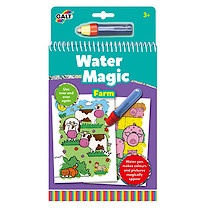 Galt Water Magic Farm Book