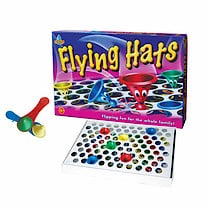 Flying Hats Game