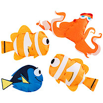 Disney Pixar Finding Dory Sew Your Own Dory & Friends