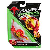 Power Rippers Single Pack Fire Metal