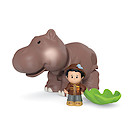 Little People Large Animal - Hippo