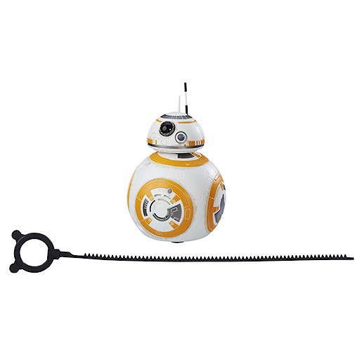 Star Wars Rip N Go BB 8 Electronic Figure
