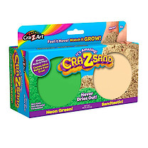 Cra-Z-Sand Refill Two Pack - Neon Green & Sandtastic