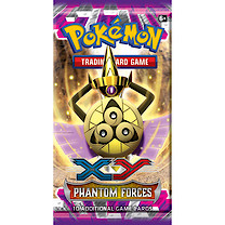 Pokemon XY4 Phantom Forces Booster