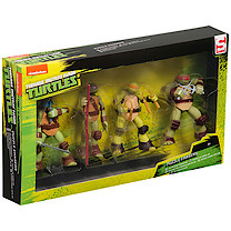 Teenage Mutant Ninja Turtles 3D Puzzle Eraser 4 Pack