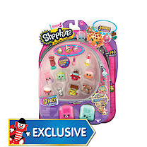 Shopkins Swapkins Party Exclusive 12 Pack - Season 5