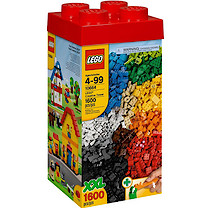 Lego Creative Tower 1600 Pieces - 10664