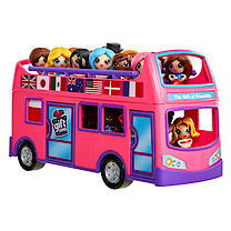 Gift 'Ems Tour Bus Playset