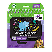 LeapFrog Leapstart Level 3 Activity Book - Amazing Animals