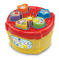 VTech Sort & Discover Interactive Drum