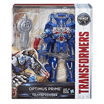 Transformers: The Last Knight Premier Edition Leader - Optimus Prime