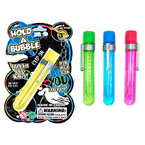 Hold A Bubble Test Tube