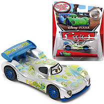 Disney Cars Metallic Finish Series - Carla Veloso Vehicle
